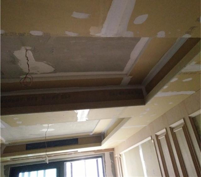 木工吊顶装修施工流 - 木工 - 武汉澳华装饰设计工程