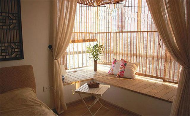 木工板也是制作飘窗常用的