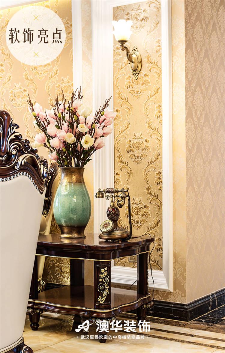 床头造型抽象花型软包-●软饰亮点.春暖花开