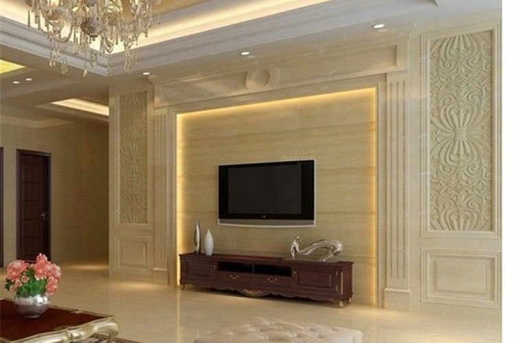 你知道电视背景墙装修也有风水禁忌的吗?