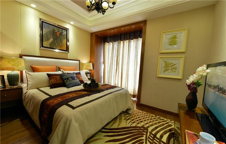 背景墙 房间 家居 酒店 设计 卧室 卧室装修 现代 装修 750_480